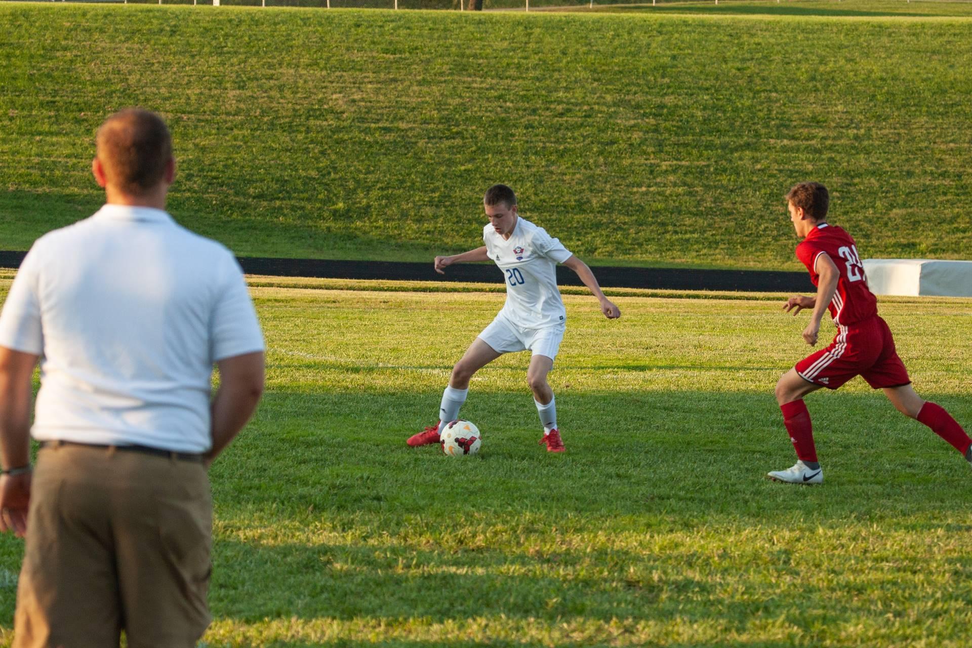 Boys' Soccer @ Minford