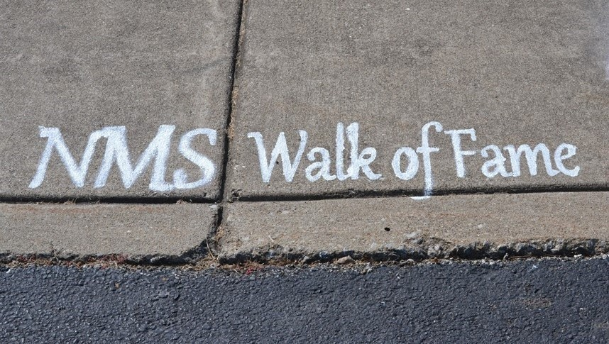 NMS Walk of Fame