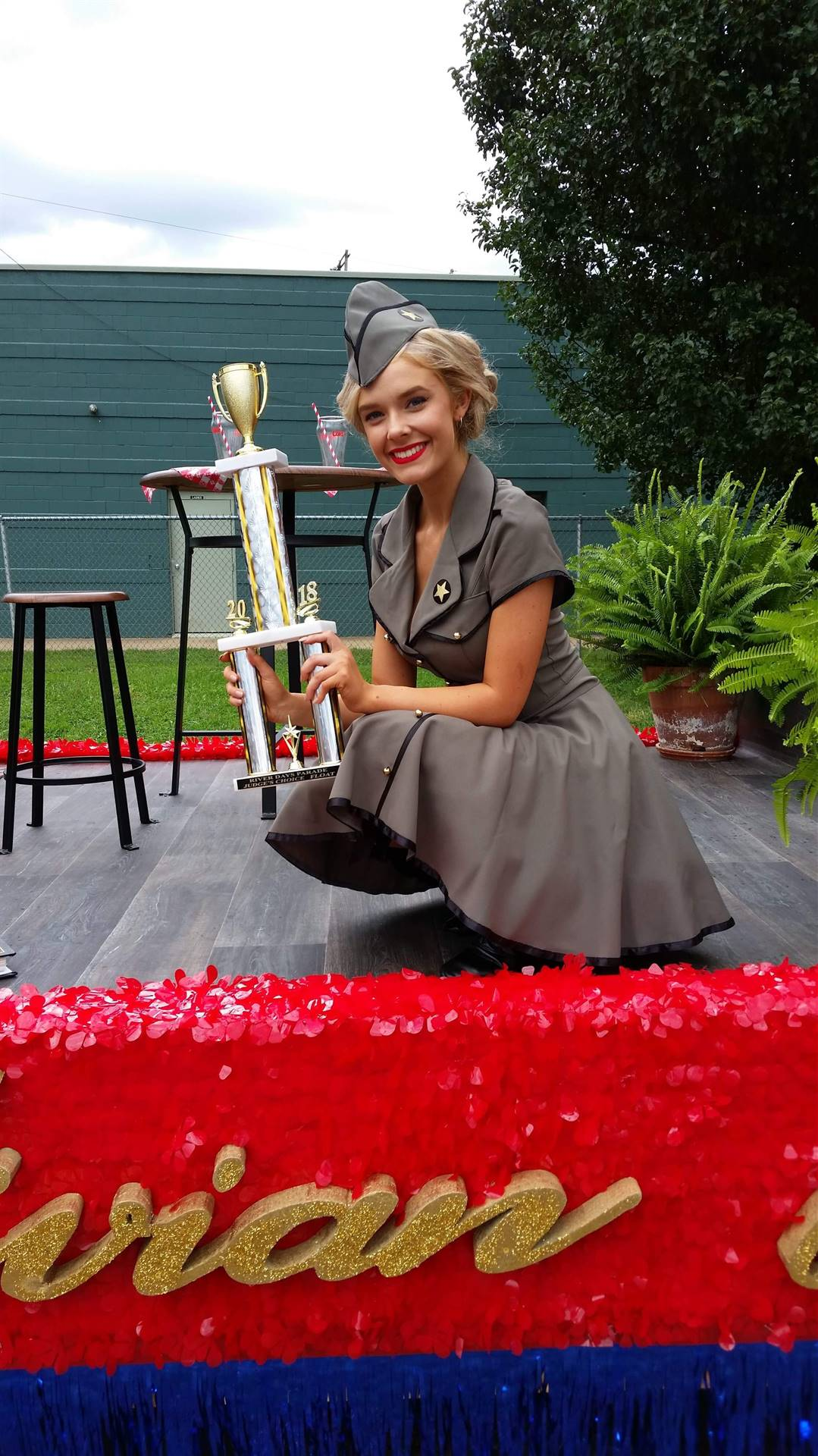 Miss Northwest Vivian Pennington