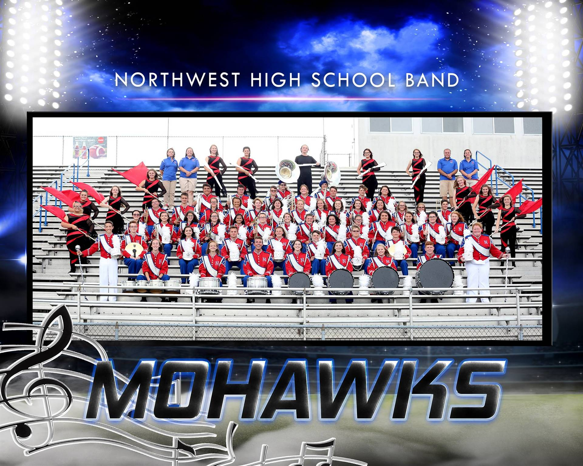 2018-2019 Band Picture