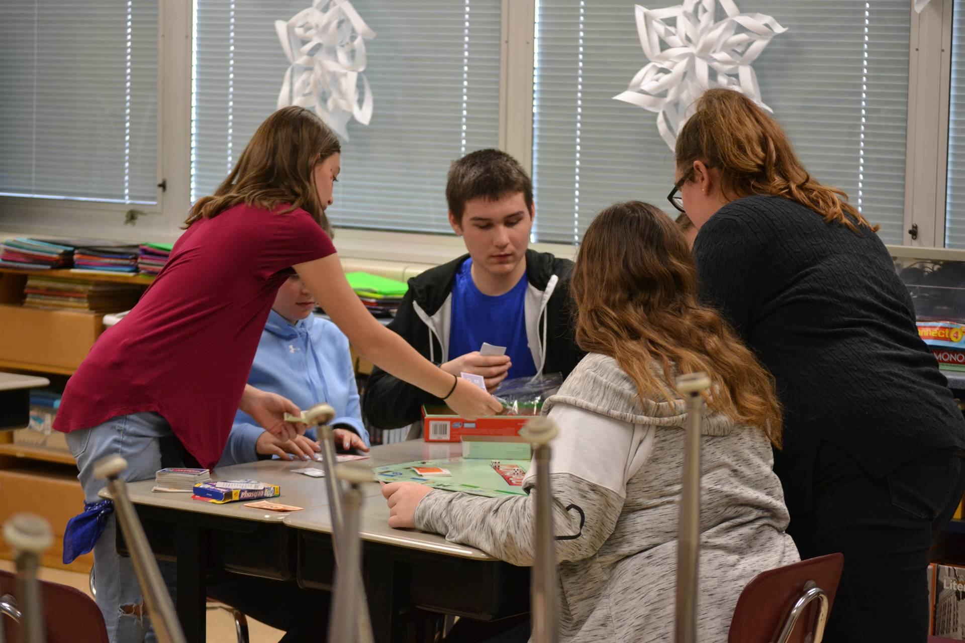 good behavior: board games