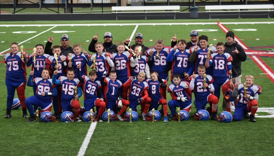 6th Grade Champions-Scioto Valley Pee Wee Football League