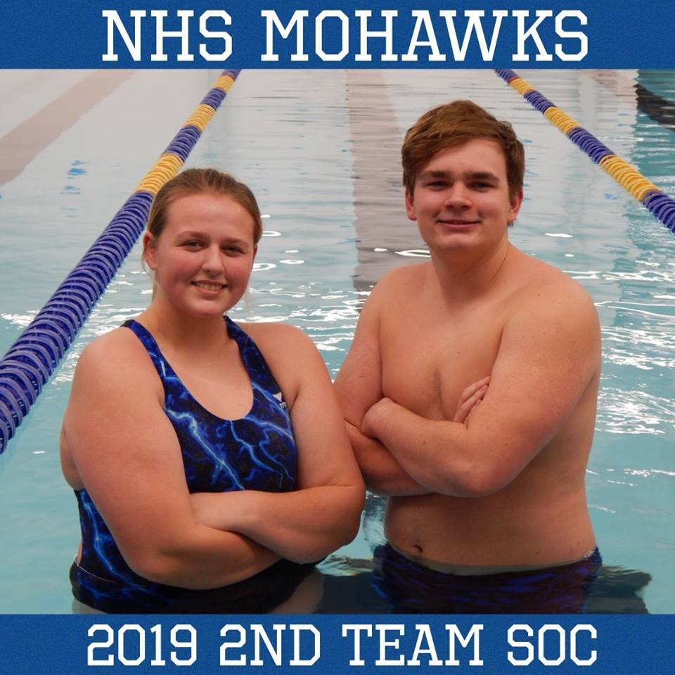 2nd Team SOC Swim Team