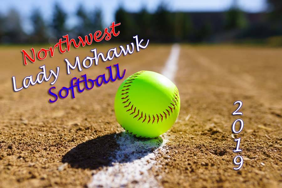 NHS Lady Mohawks Softball